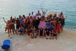 4th of July in Ksamil